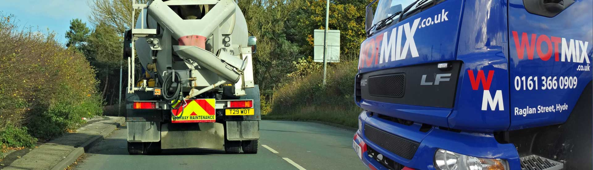 We Deliver Ready Mix Concrete to Oldham